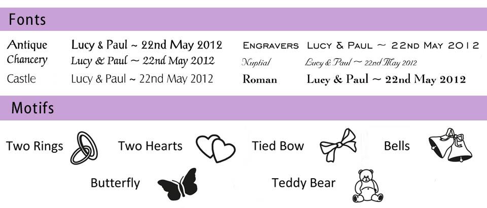 Stuha s menom a dátumom svadby - 10 metrov - Obrázok č. 2