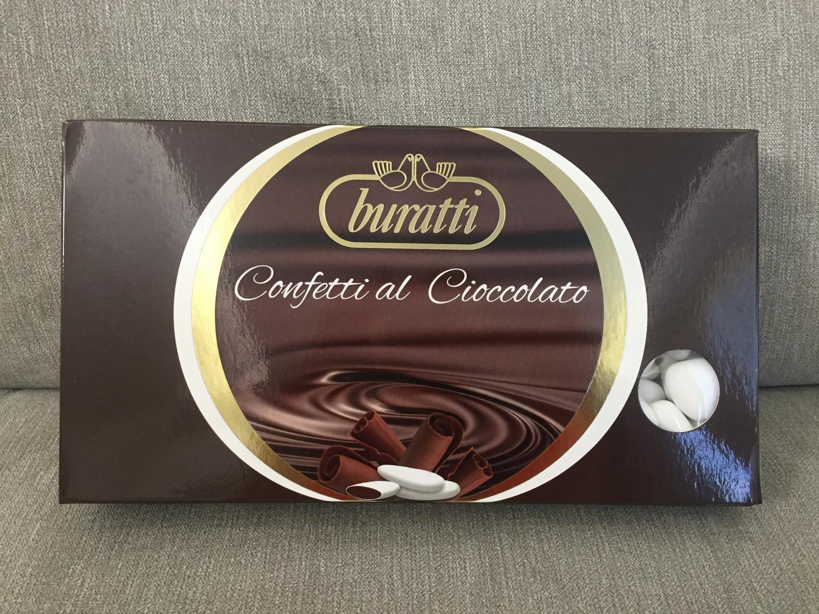 Veľké srdiečka plnené bielou čokoládou - Obrázok č. 1