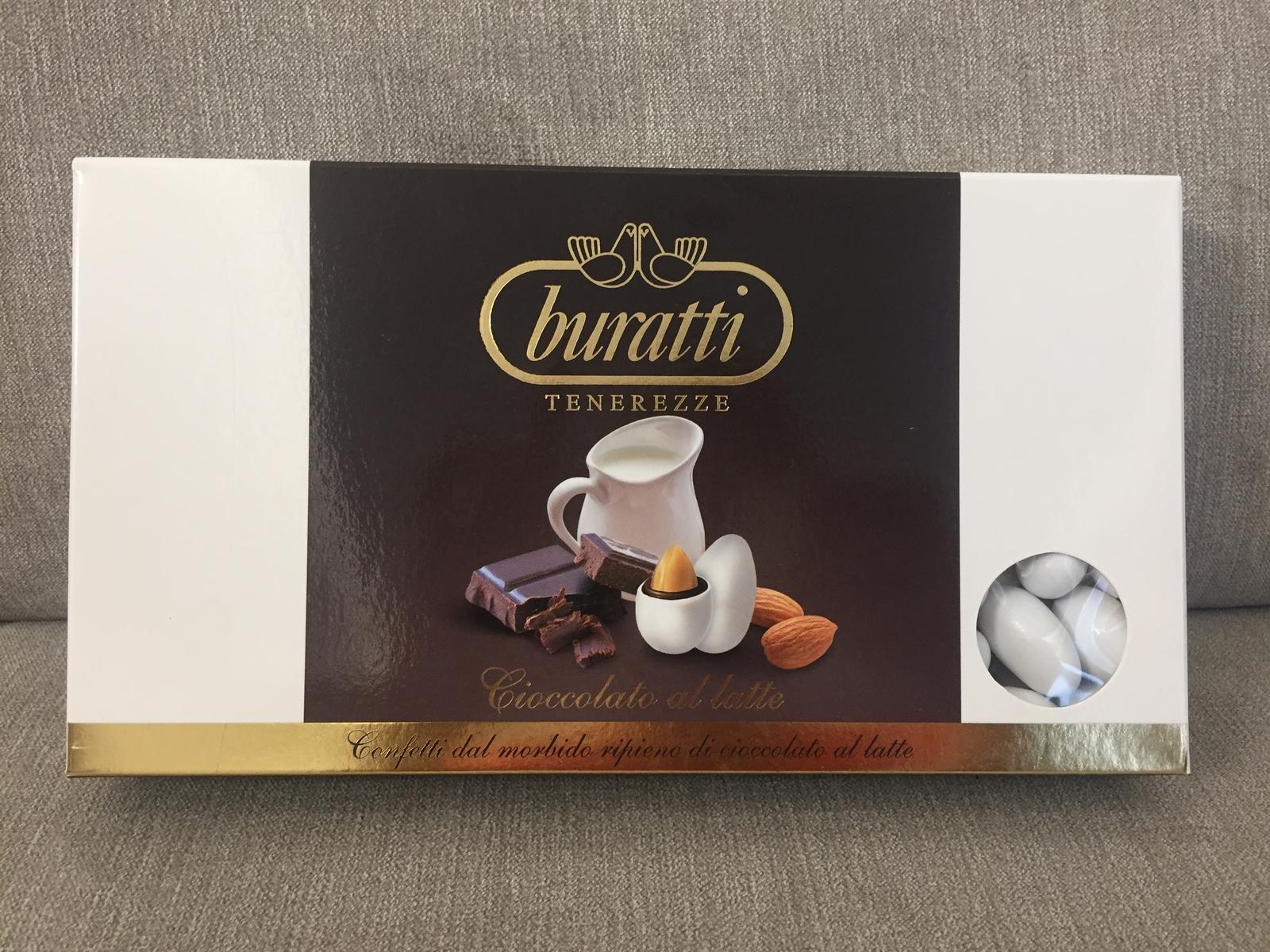 Mandle v čokoláde - Obrázok č. 1