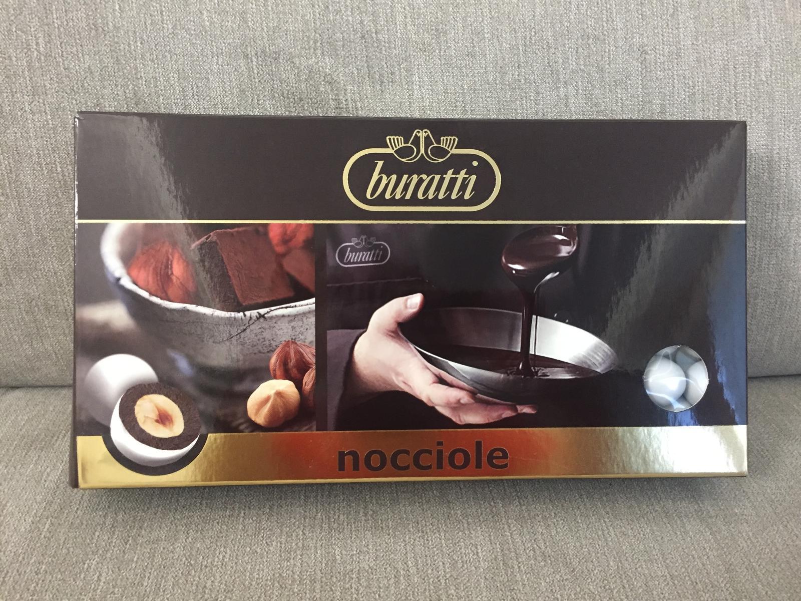 Lieskové orechy v čokoláde - Obrázok č. 1
