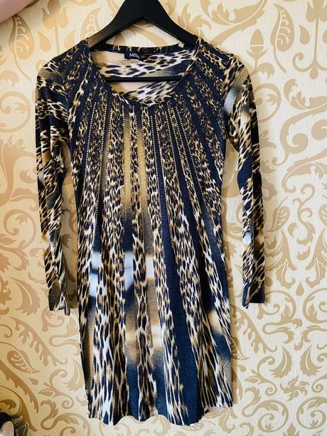 Tigrové šaty - Obrázok č. 1