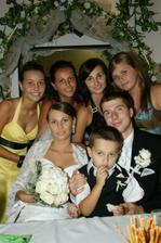 moje 4 sestry a brat