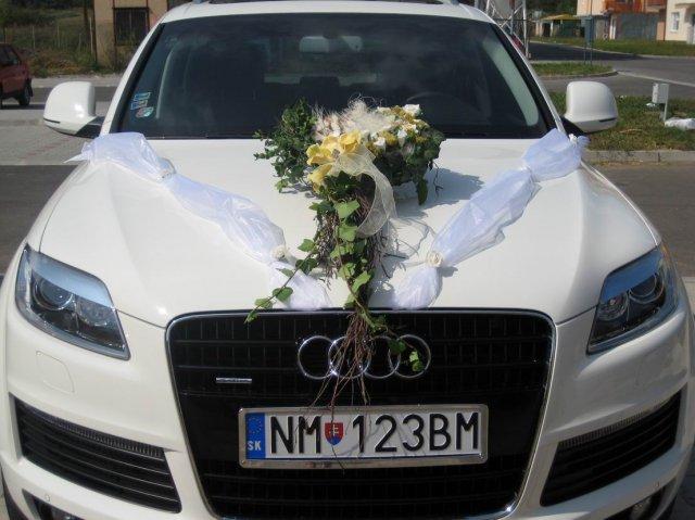 Katarína Nemcová{{_AND_}}Vladimír Baránek - naše svadobné auto