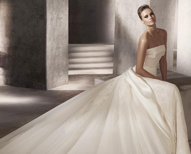 Svadobné šaty - Pronovias