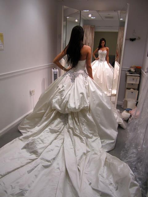 Svadobné šaty - Obrázok č. 36