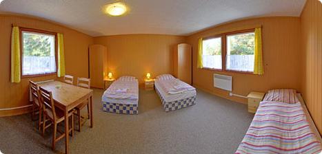 Bungalov - ubytování pro hosty