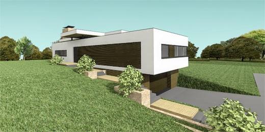 Aký Dom Do Svahu Projekty