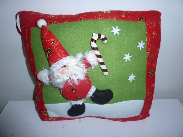 Vianočný vankúš - Obrázok č. 1