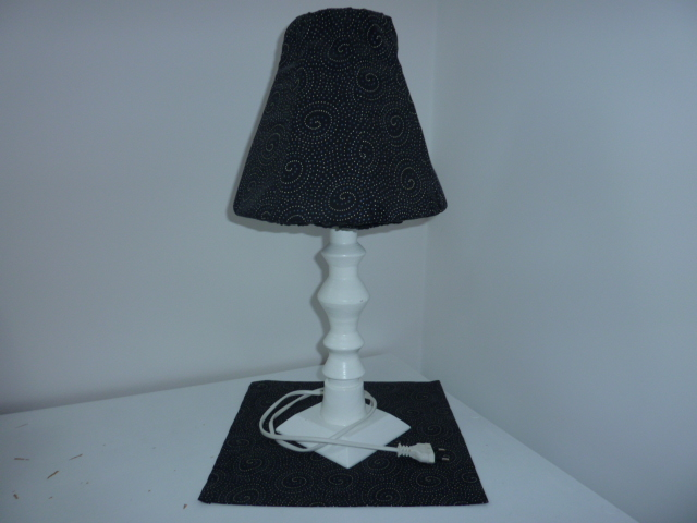 Nočná lampa - Obrázok č. 1