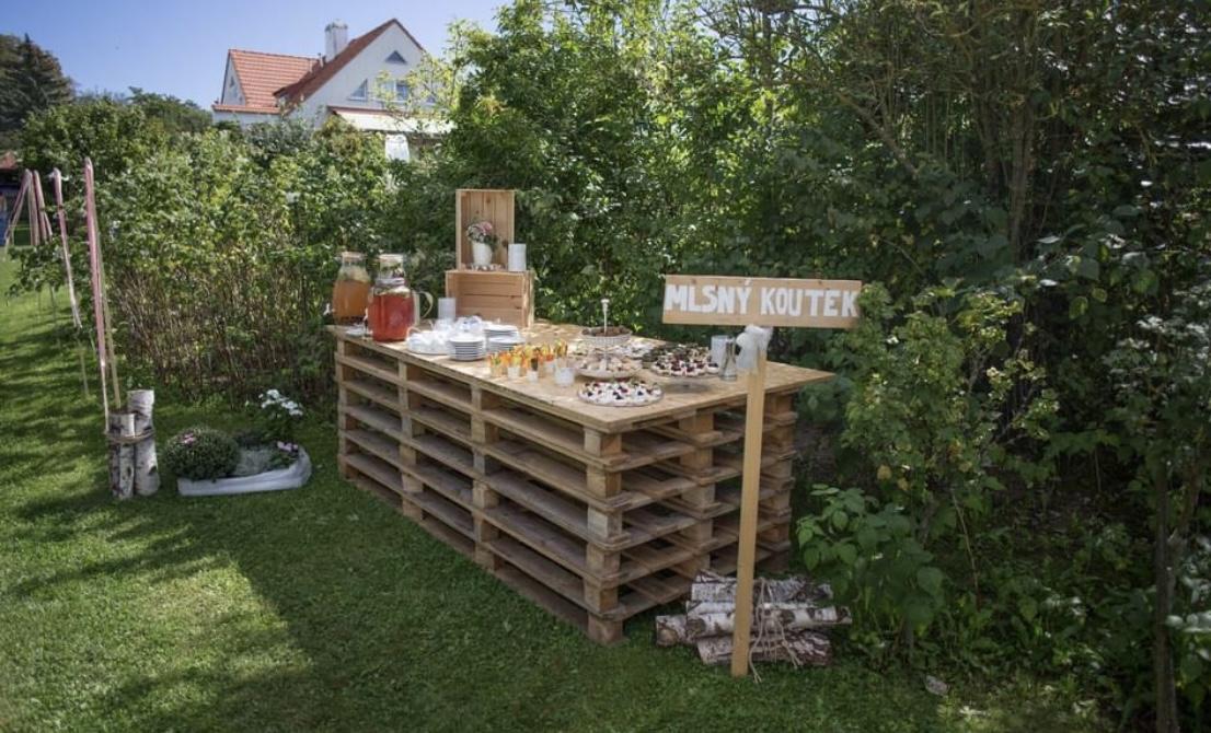 Inspirace pro zahradní svatbu:-) - Obrázek č. 1