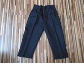 Čierne chlapčenské nohavice, 98