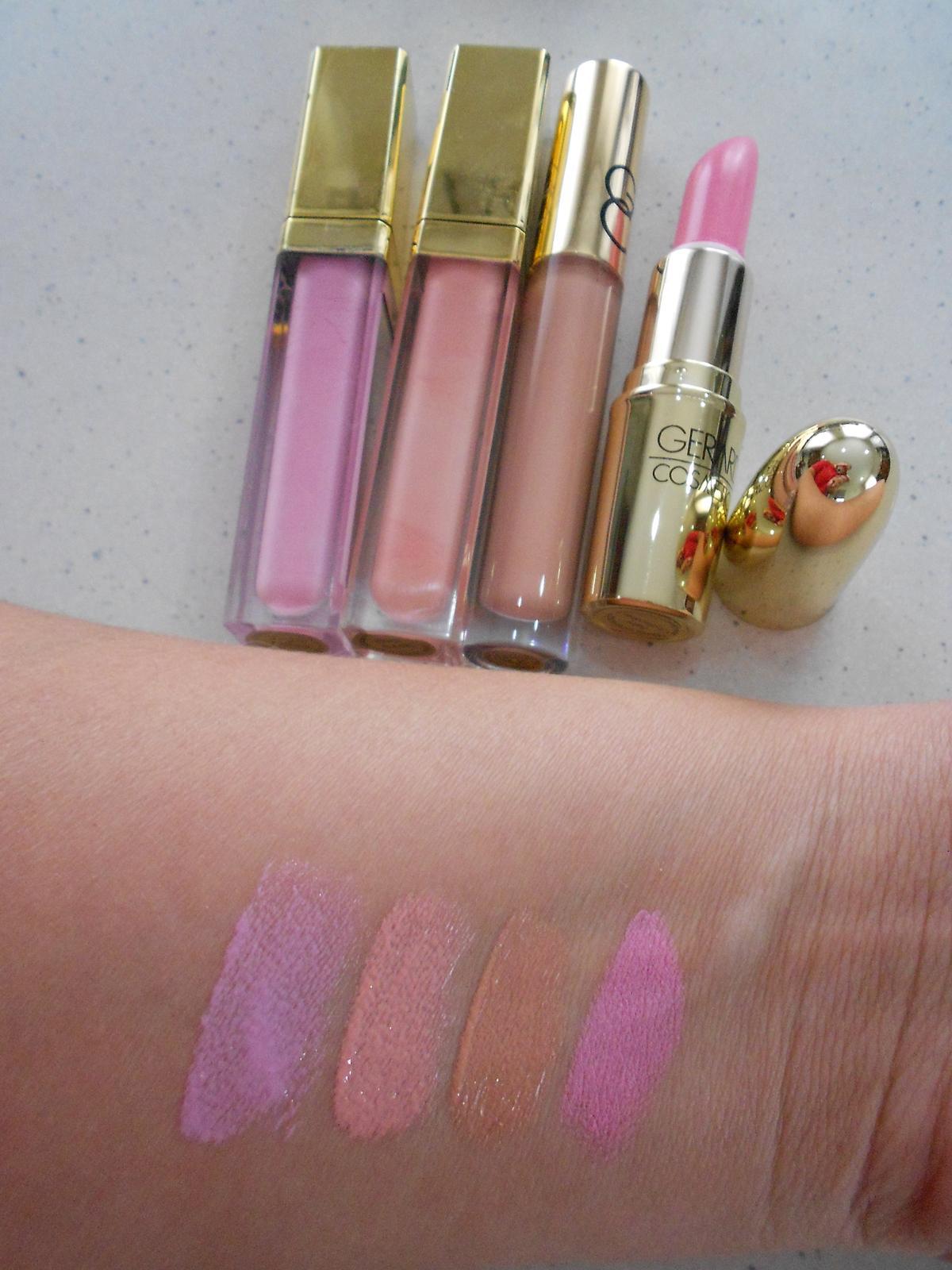 Gerard Cosmetics rúže - Obrázok č. 1