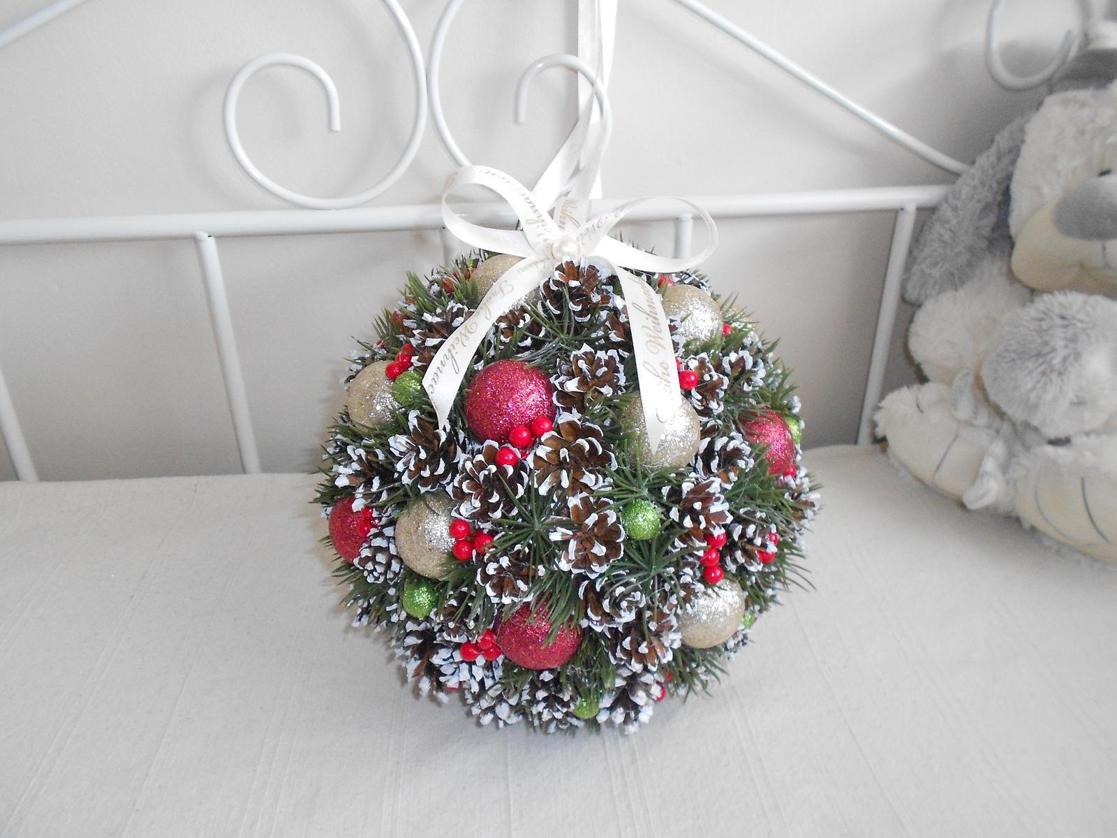 vianočná guľa - Obrázok č. 1