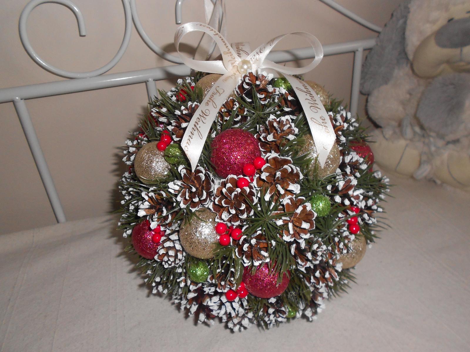vianočná guľa - Obrázok č. 2