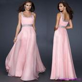 Plesové šaty, XL
