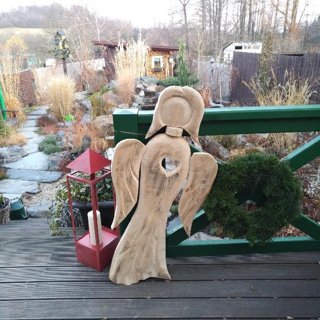 2. vánoce v naší chalupce - Obrázek č. 2