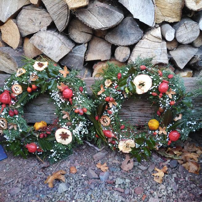 2. vánoce v naší chalupce - Obrázek č. 6