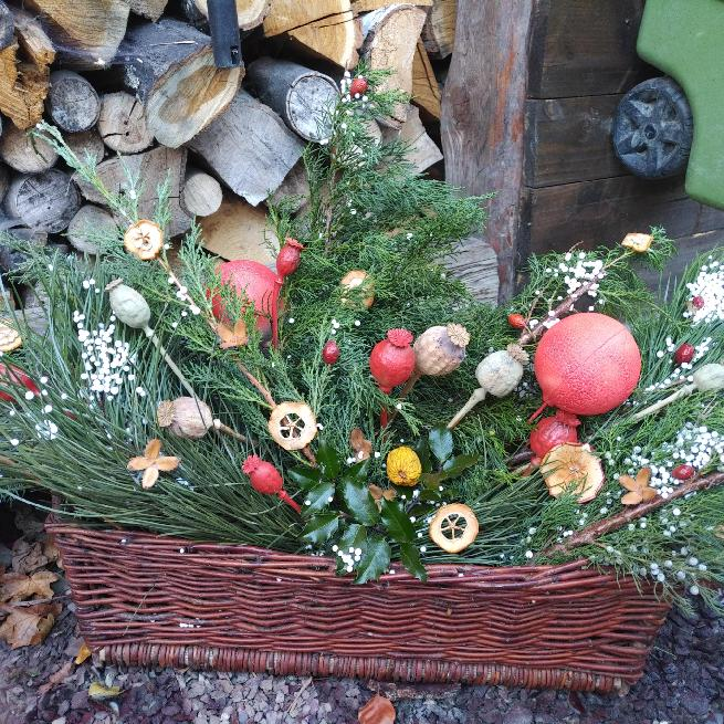 2. vánoce v naší chalupce - Obrázek č. 4