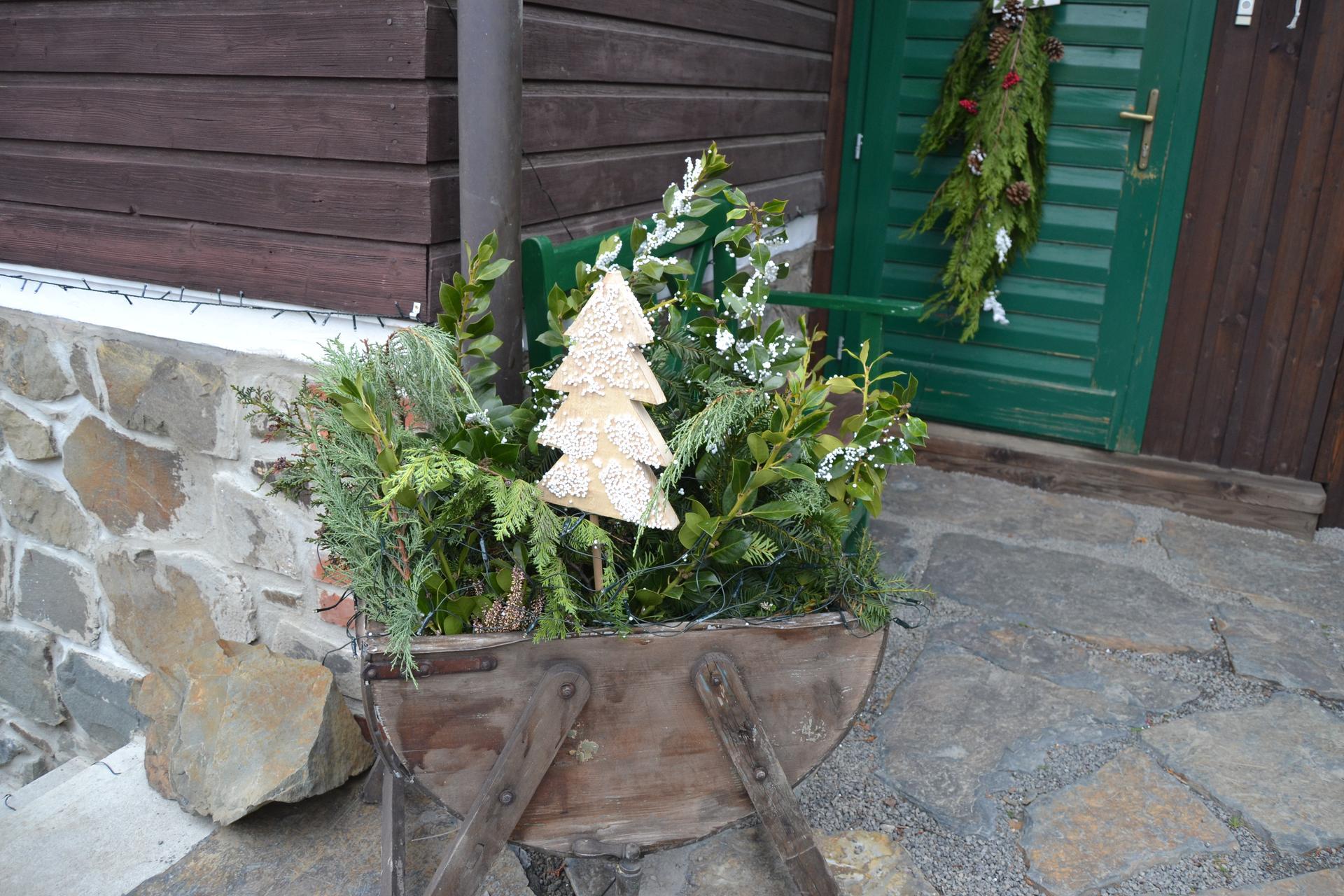 2. vánoce v naší chalupce - Obrázek č. 20