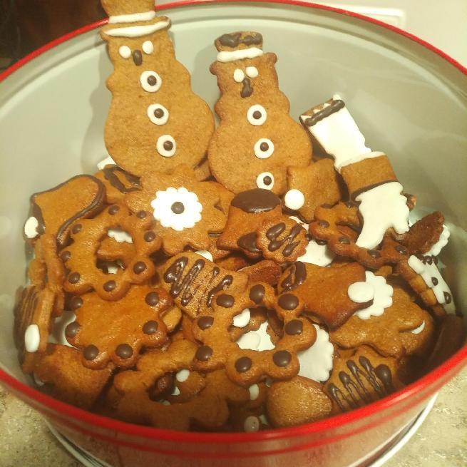 2. vánoce v naší chalupce - Poprvé.... a zřejmě naposled...