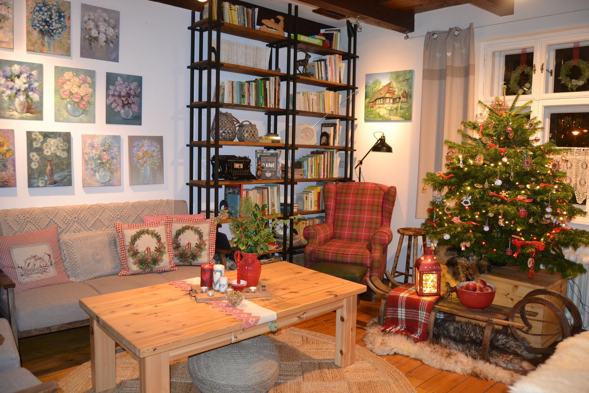 2. vánoce v naší chalupce - Obrázek č. 39