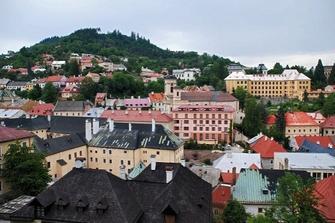 Banská Štiavnica - naše osudové mesto. Tam sme sa spoznali a tam sa aj vezmeme ; )