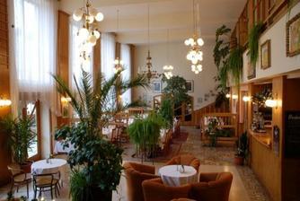Hotel Grand Matej - tu bude hostina