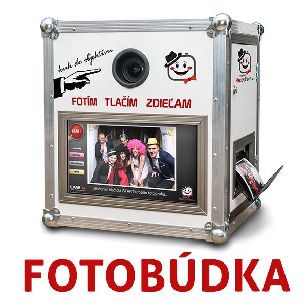 caw_studio - Fotobúdka na svadbu www.happyface.sk