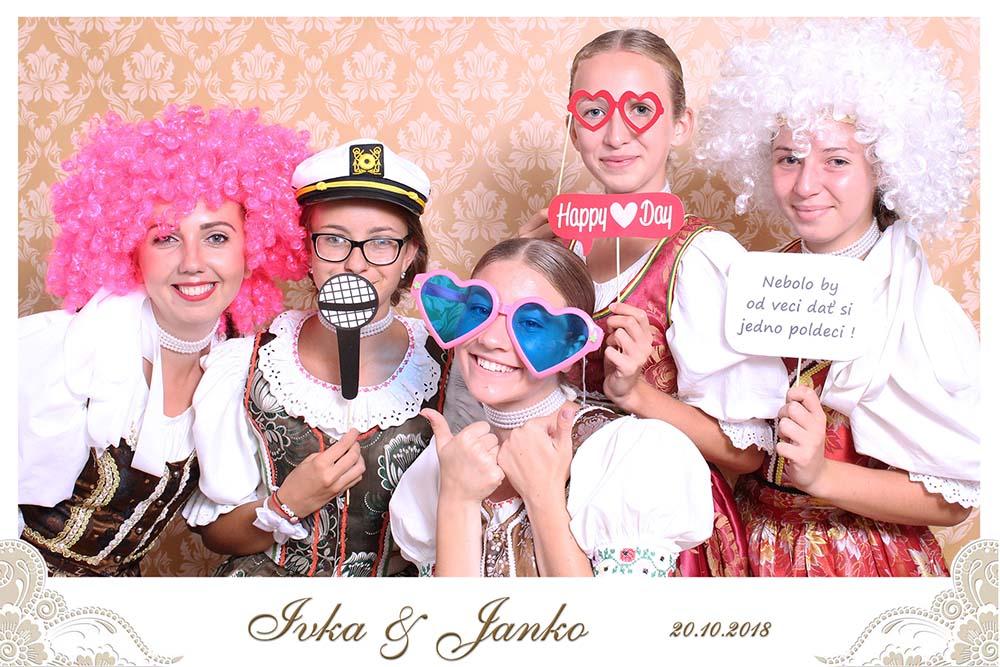 ❤️ FOTOBÚDKA na svadbu ❤️ HappyFace.sk - Obrázok č. 4