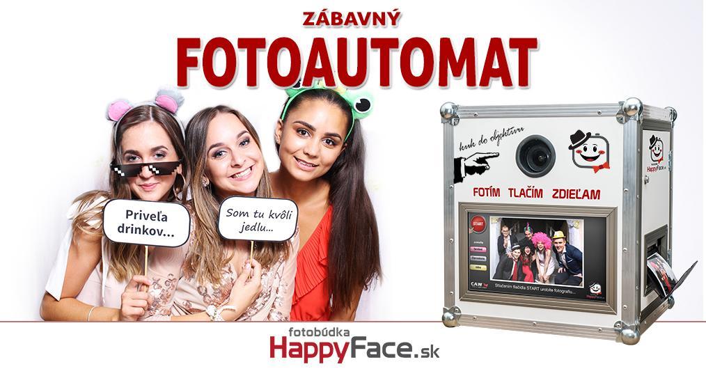❤️ FOTOBÚDKA na svadbu ❤️ HappyFace.sk - Obrázok č. 73