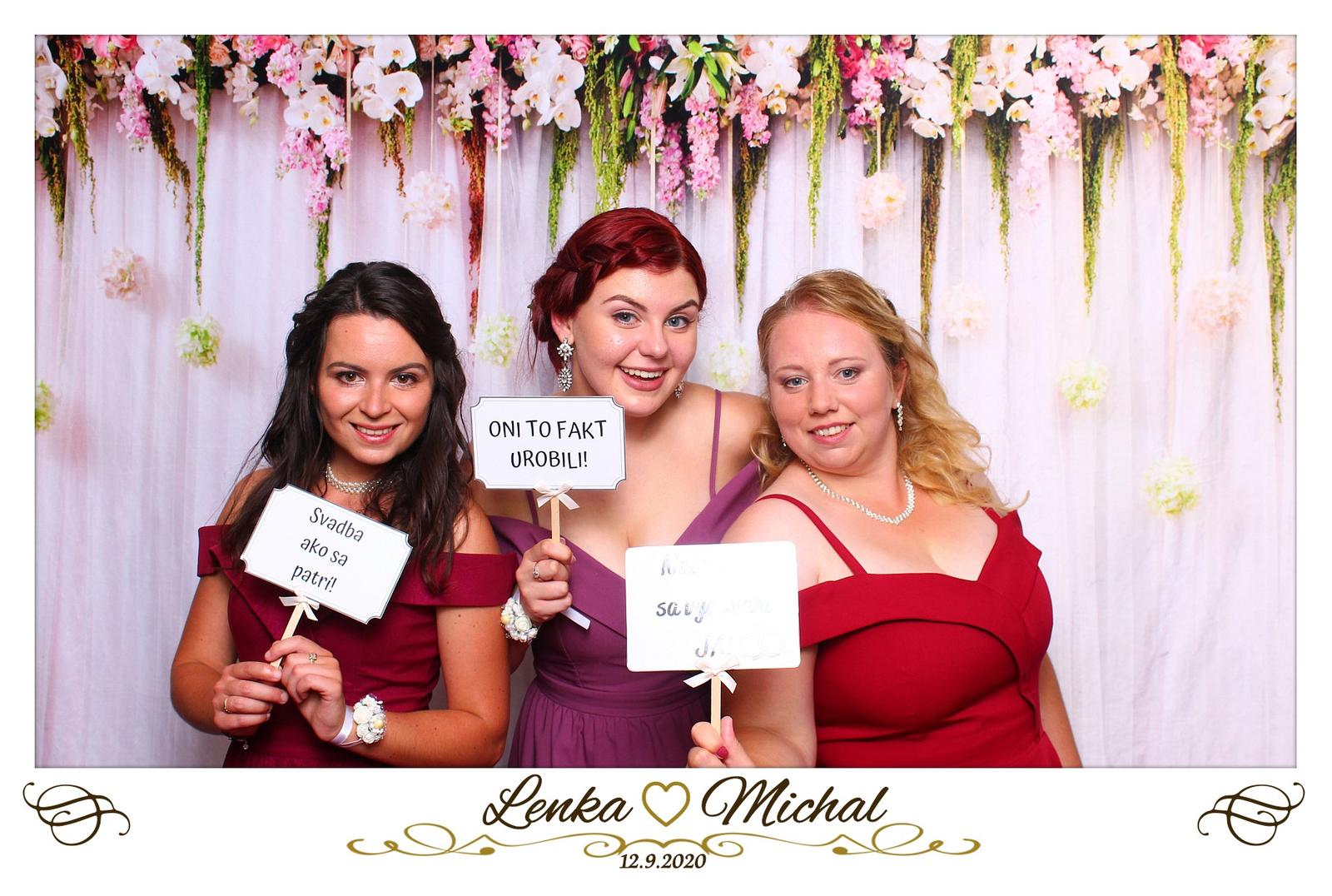 Fotobúdka na svadbu - Obrázok č. 3