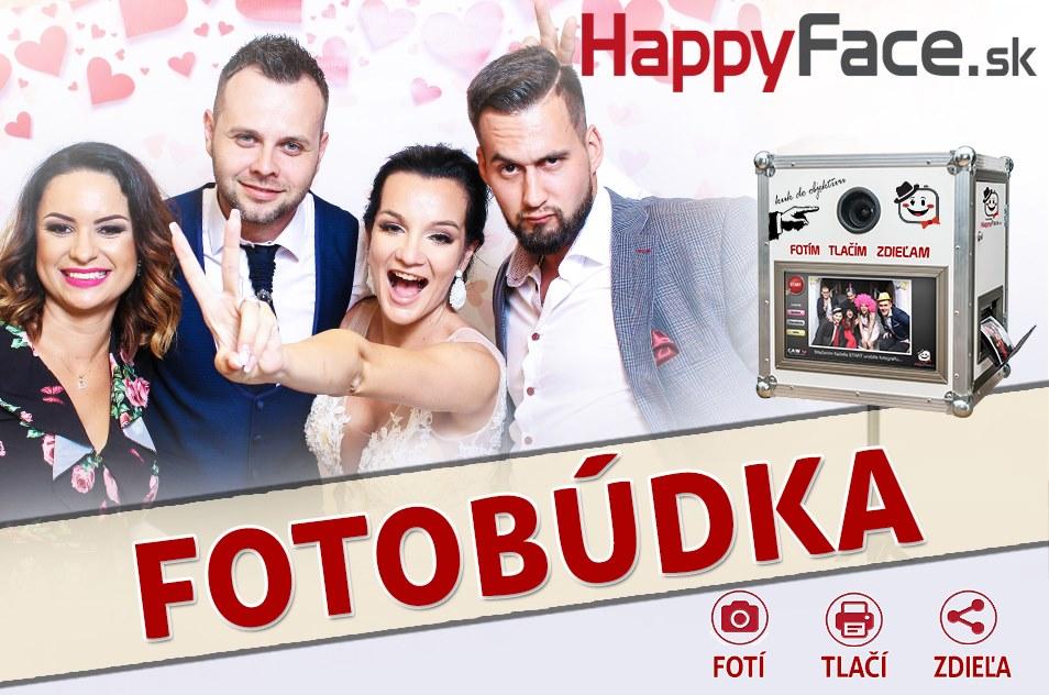 ❤️Plánujete svadbu? Nezabudnite na fotokútik🥰 Jedinečná zábava s fotobúdkou - zábavné rekvizity, neobmedzená tlač fotiek📸🖨 🤣www.happyface.sk - Obrázok č. 1
