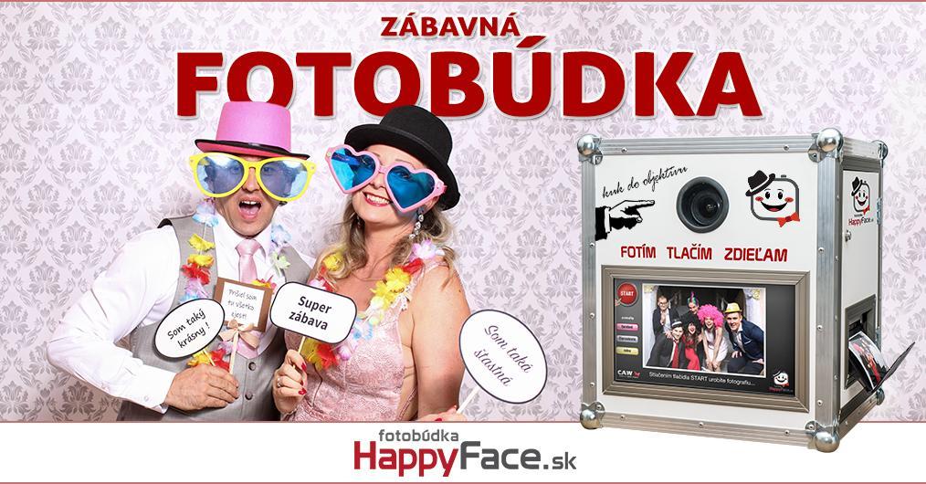 Prenájom fotobúdky za super ceny 👍 🤩 www.happyface.sk - Obrázok č. 1