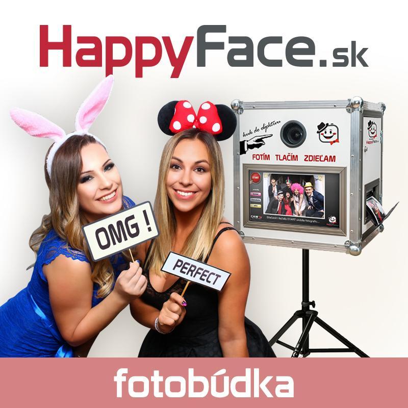 Prenájom fotobúdky za super ceny  rekvizít🙂 Veľa-veľa rekvizít 🤩 Neobmedzené množstvo fotiek 👍 Originálny zážitok www.happyface.sk - Obrázok č. 1