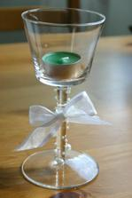 takto vypadaji nase sklenicky na svicky:o)
