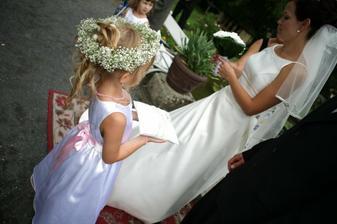 naše princezna s prstýnky...:o)