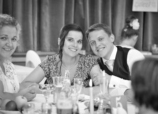 Klaudi a Jiří/ svatba minulé prázdniny