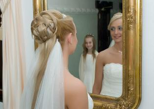 zrkadielko povedz že mi...  odpoveď manžela pre mňa ty