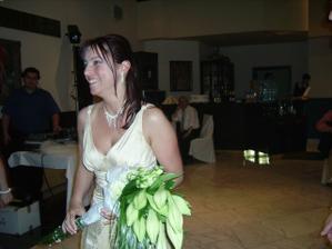 tebe Aďka, ďakujeme za všetko ako si nám pomohla pri svadbe ale aj tak to máš zrátané :-)