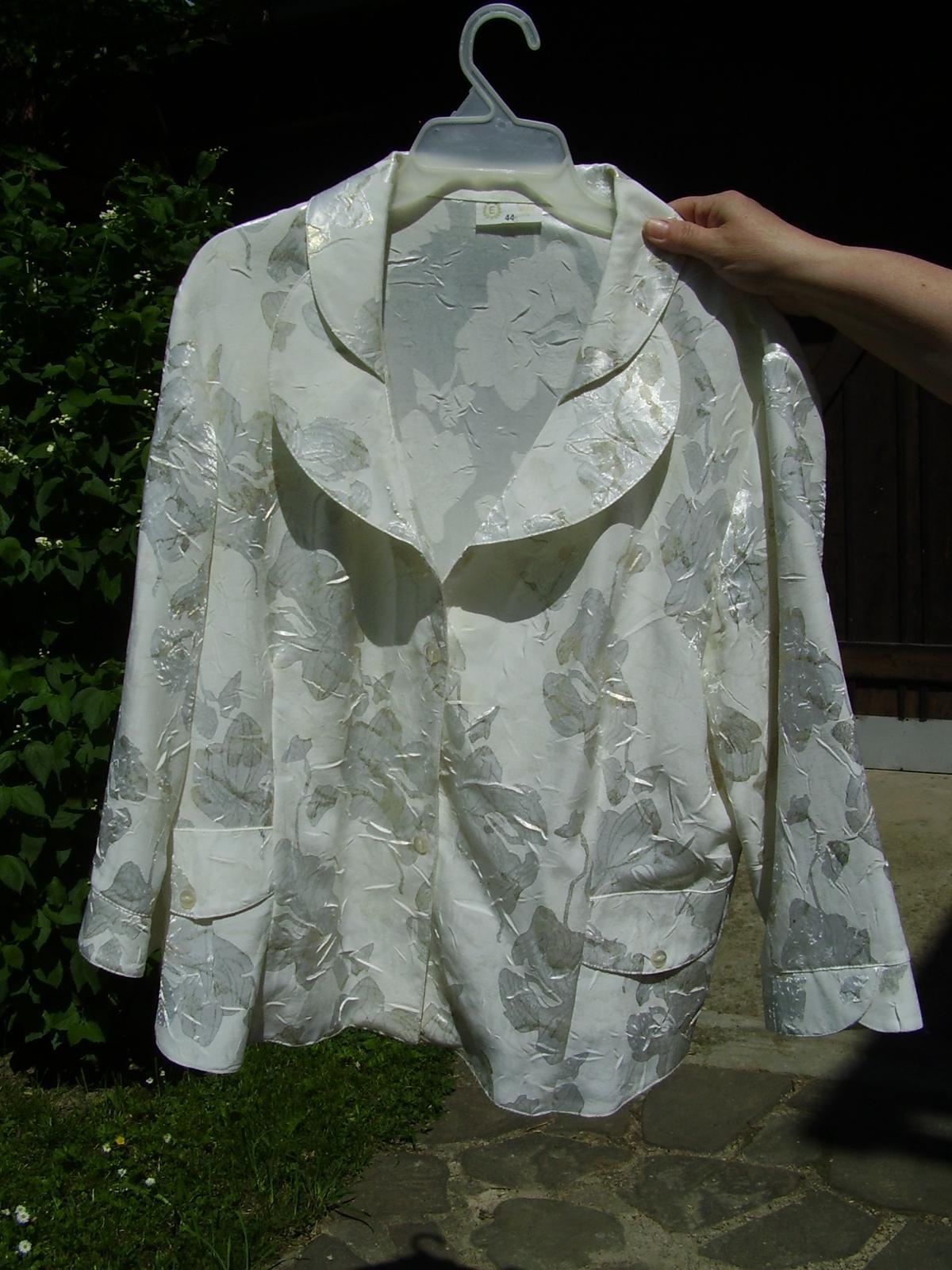spoločenská bluzka - Obrázok č. 1