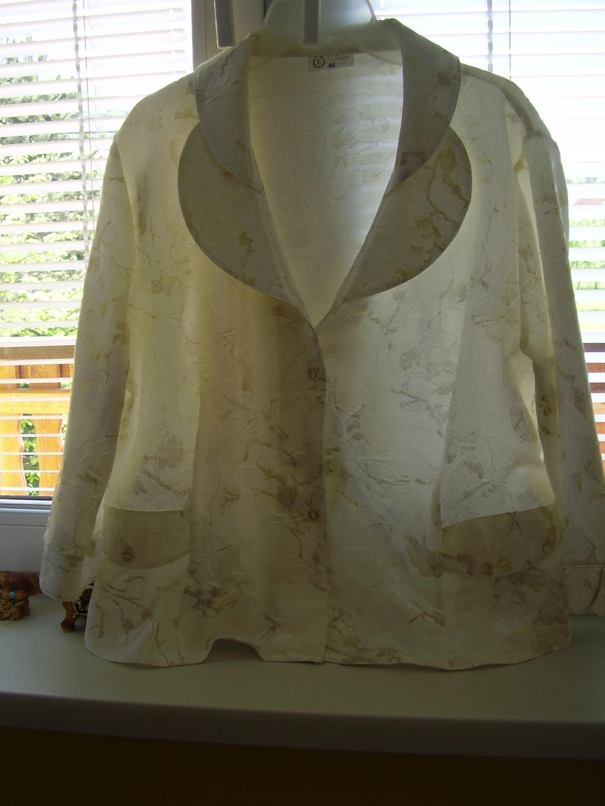 spoločenská bluzka - Obrázok č. 2