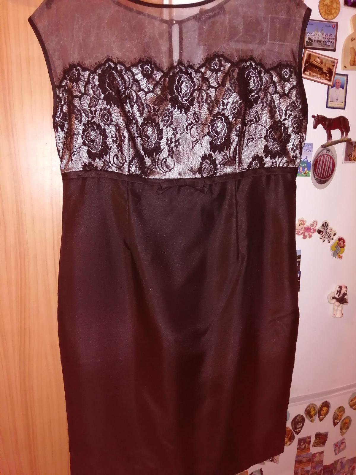 Šaty elegantné - Obrázok č. 1
