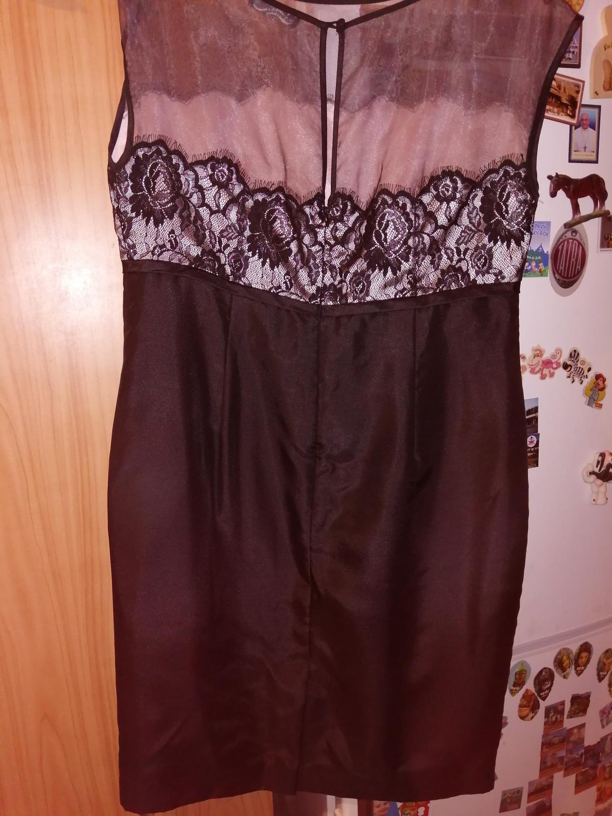 Šaty elegantné - Obrázok č. 2