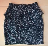 sukňa so zvieracím vzorom č. 38, 38