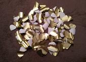 lupene bielo-zlate cca 230ks,