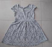 Teplejšie kvetované šaty 38(M) - 40(L), L