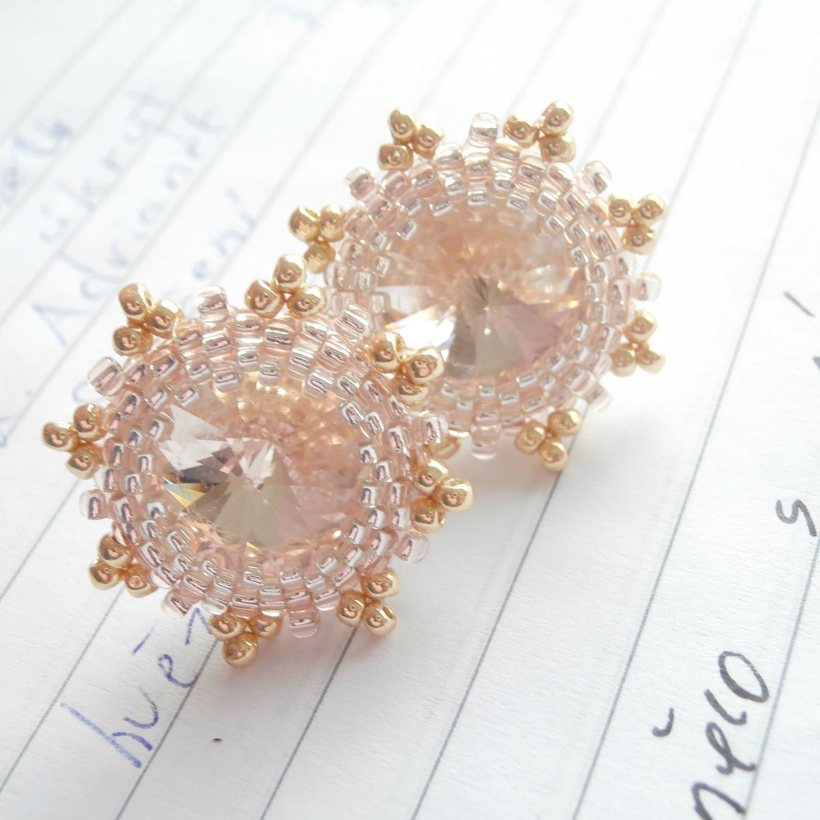 byadrianet Vyrábím originální šperky ze swarovski krystalů a61935cc036