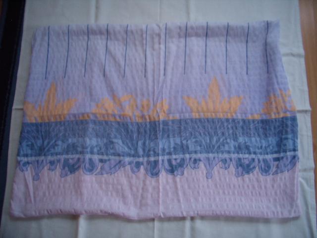 Fialové krepové obliečky na dve postele  - Obrázok č. 3