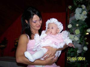 najkrajsia a najmilsia druzicka moje krsniatko