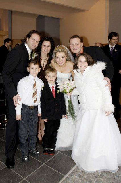 Šárka{{_AND_}}Joan - braska Misa s rodinou